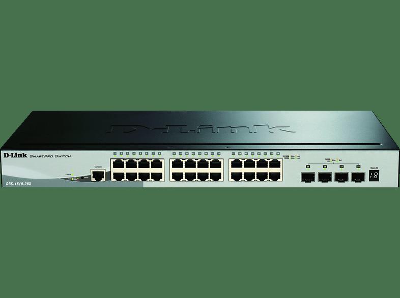 Smart Switch D-LINK 28-Port Smart Managed 28