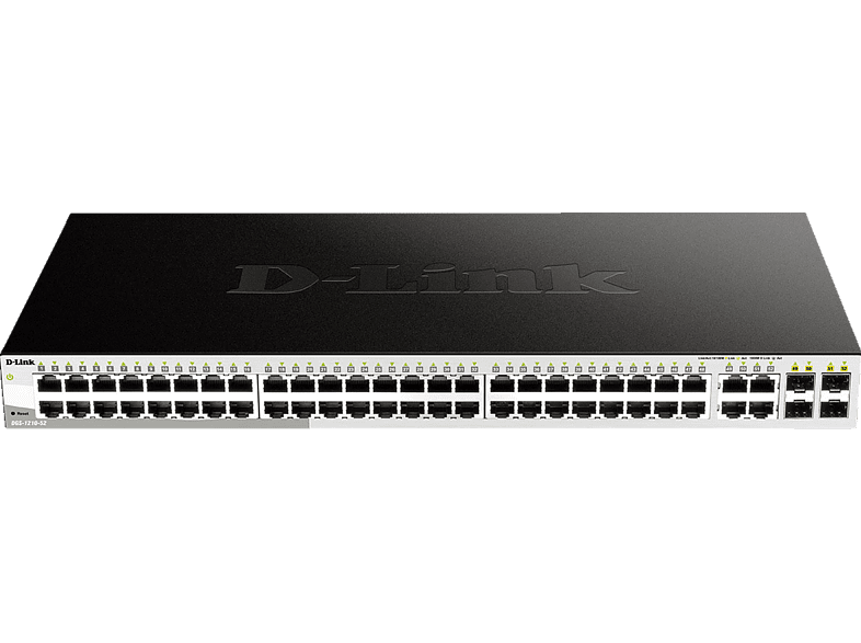Smart Switch D-LINK 52-Port Layer2 52