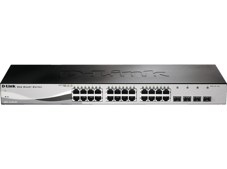 Smart Switch D-LINK 28-Port Layer2 28