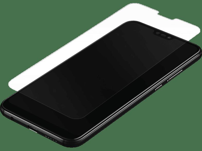 BLACK ROCK Schott Schutzglas (Huawei P20 lite)