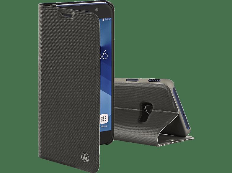 HAMA Slim Pro , Bookcover, Samsung, Galaxy A5 (2017), Polyurethan, Grau