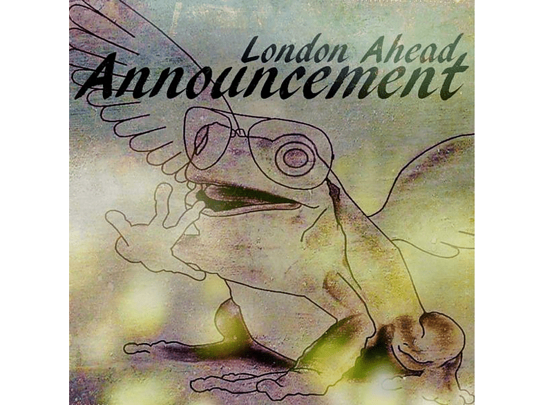 London Ahead - Announcement [CD]