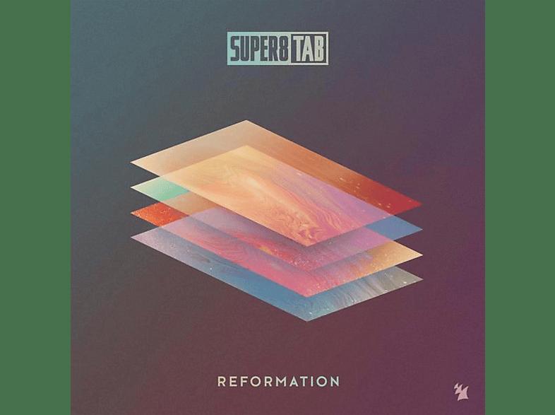 Super8 & Tab - Reformation [CD]