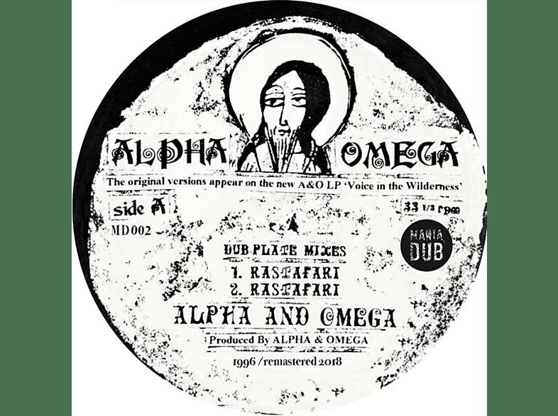 Alpha & Omega - Rastafari/Words Of Thy Mouth (Remastered 10'') [EP (analog)]