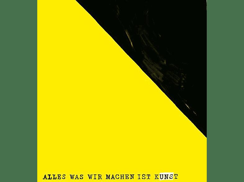 Uns - Alles Was Wir Machen Ist Kunst [CD]