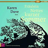 Karen Duve - Fräulein Nettes Kurzer Sommer - (MP3-CD)