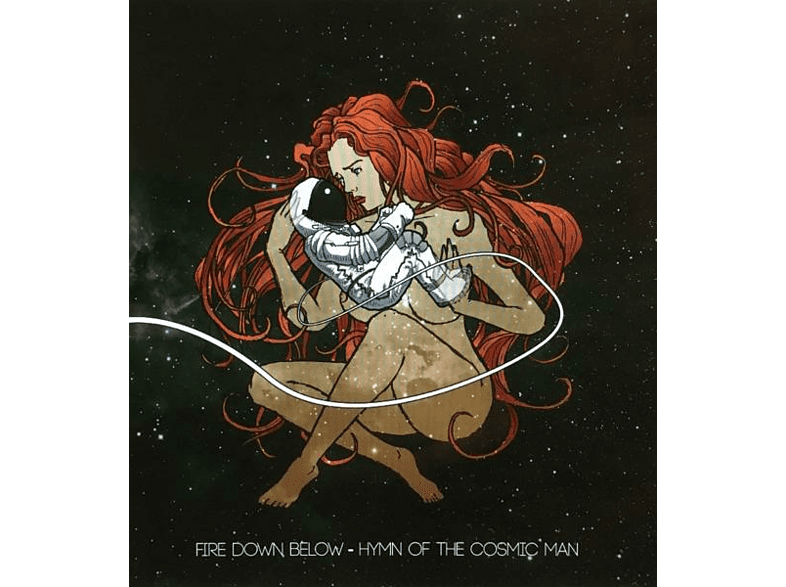 Fire Down Below - Hymn Of The Cosmic Man [Vinyl]