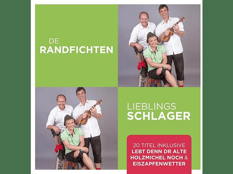 De Randfichten - Lieblingsschlager [CD]