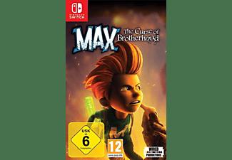 SW MAX-THE CURSE OF BROTHERHOOD - [Nintendo Switch]