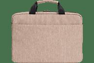 DICOTA Slim Case EDGE D31387 Notebooktasche, 14-15.6 Zoll, Sandstone