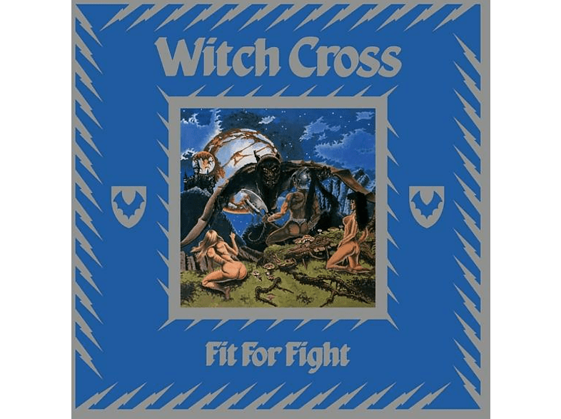 Witch Cross - Fit For Fight (Ltd.Silver Vinyl+Poster) [Vinyl]