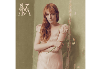 Florence + The Machine - High As Hope - (CD)