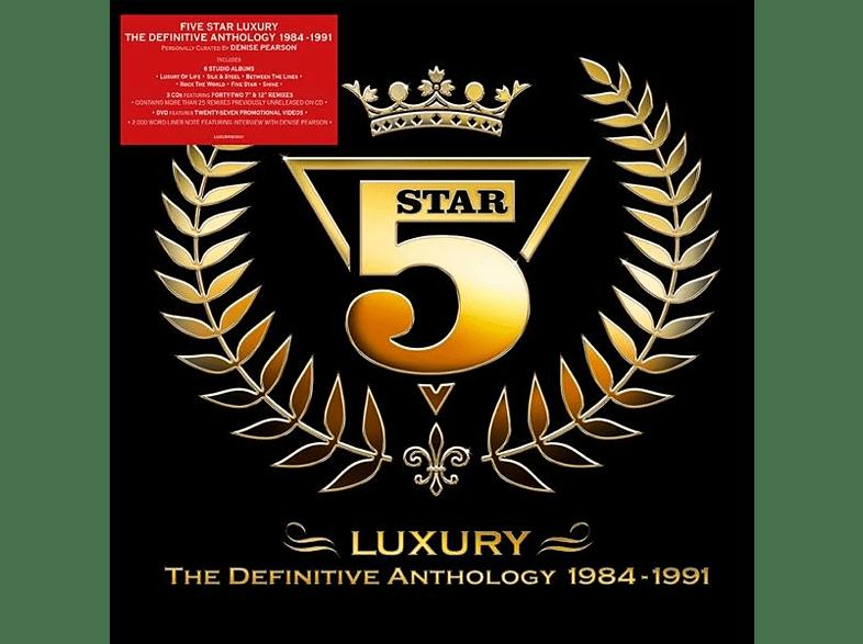 Five Star - Five Star Luxury-Definitive Anthology 1984-1991 [CD]