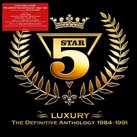 Five Star - Five Star Luxury-Definitive Anthology 1984-1991 - [CD]
