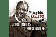 Memphis Slim - Just Blues/No Strain [CD]