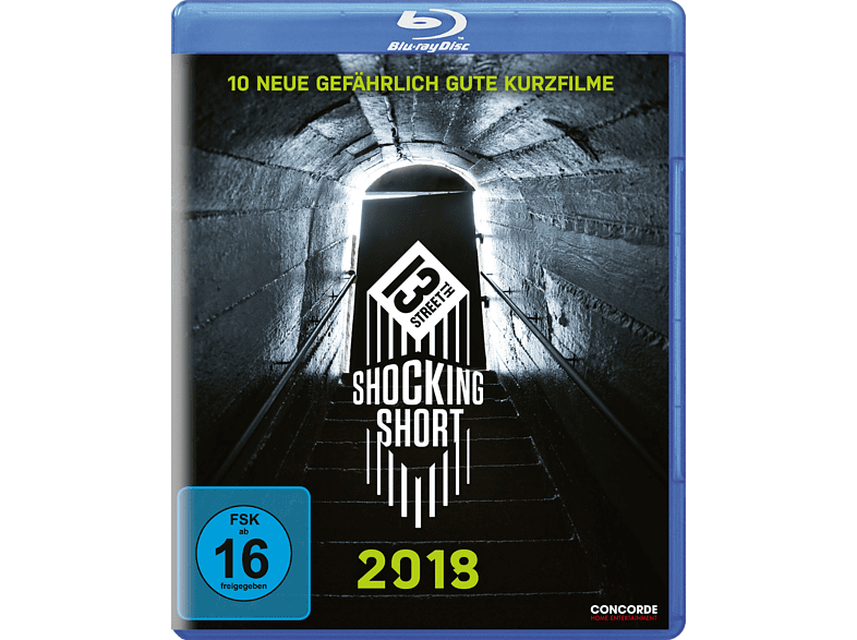 Shocking Short 2018 [Blu-ray]