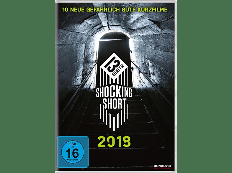 Shocking Short 2018 [DVD]