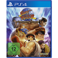 Street Fighter 30th Anniversary Collection - [PlayStation 4]