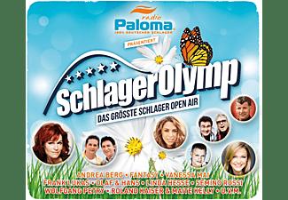 VARIOUS - SchlagerOlymp-Die Party  - (CD)