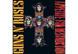 Guns N' Roses - Appetite For Destruction (Limited Deluxe Edition) (CD)