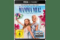 Mamma Mia! [4K Ultra HD Blu-ray + Blu-ray]