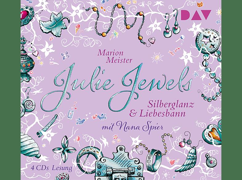 Marion Meister - Julie Jewels – Teil 2: Silberglanz und Liebesbann - (CD)
