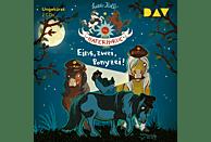 Suza Kolb - Die Haferhorde – Teil 11: Eins, zwei, Ponyzei! - (CD)