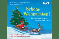 Ende,Michael,  Preußler,Otfried,  Scherz,Oliver,  - Schöne Weihnachten! Lieblingsgeschichten für Groß und Klein - (CD)