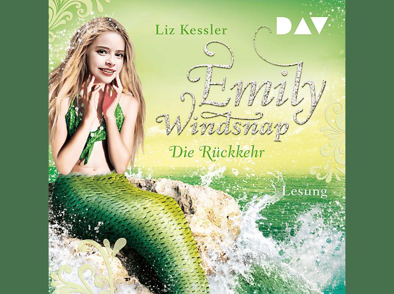 Liz Kessler - Emily Windsnap – Teil 4: Die Rückkehr - (CD)