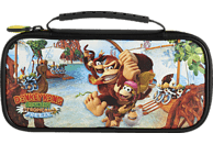 """ALS Deluxe Travel Case """"Donkey Kong Country: Tropical Freeze"""" Nintendo Switch Tasche, Mehrfarbig"""