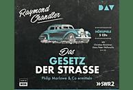 Raymond Chandler - Das Gesetz der Straße. Philip Marlowe & Co ermitteln - (CD)