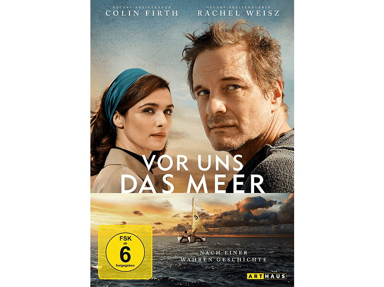 Vor uns das Meer [DVD]
