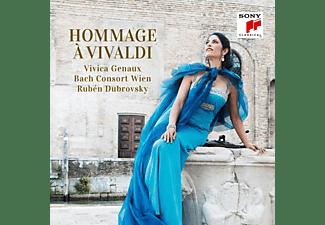 Genaux, Vivica/Dubrovsky, Ruben/Bach Consort Wien - Hommage à Vivaldi [CD]