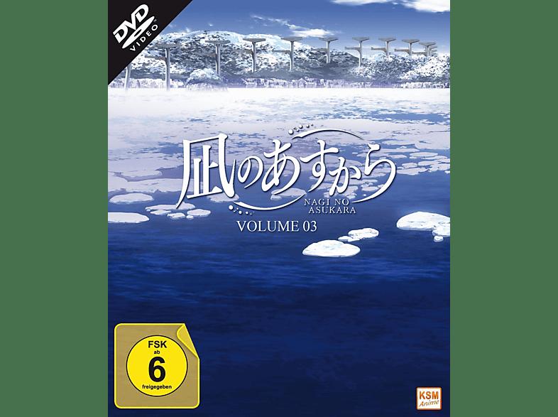 Nagi no Asukara - Volume 3 - Episode 12-16 [DVD]