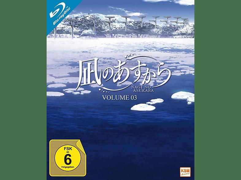 Nagi no Asukara - Volume 3 - Episode 12-16 [Blu-ray]