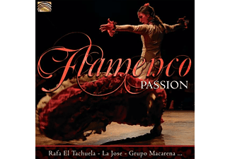 VARIOUS - Flamenco Passion - (CD)