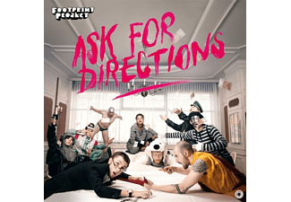 Footprint Project - Ask For Directions  - (CD)