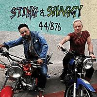 Sting & Shaggy - 44/876 (Ltd.Edt.LP,Rot) [Vinyl]
