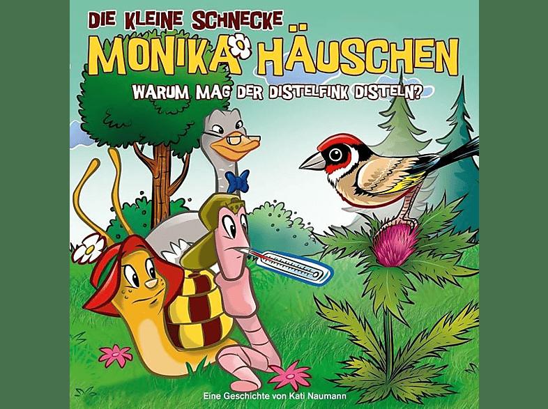Die Kleine Schnecke Monika Häuschen - 51: Warum Mag Der Distelfink Disteln? - (CD)