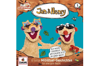 Jan & Henry - 005/10 lustige Miträtsel-Geschichten - (CD)