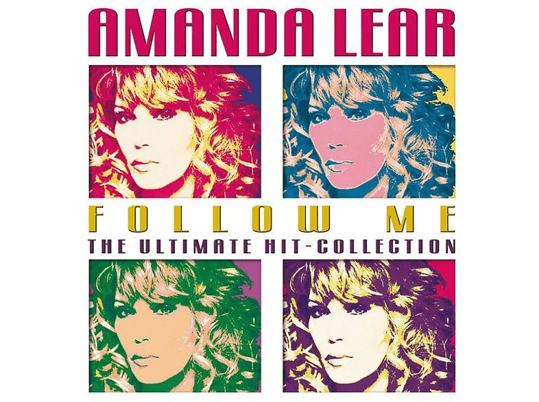 Amanda Lear - Follow Me,The Ultimate Hit-Collection [CD]