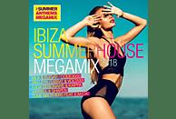 VARIOUS - Ibiza Summerhouse Megamix 2018 [CD]