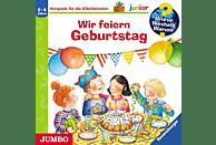 Wieso? Weshalb? Warum? Junior/Elskis,M./Richter,V. - Wir Feiern Geburtstag-Folge 27 - (CD)
