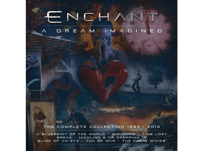Enchant - A Dream Imagined... [CD]