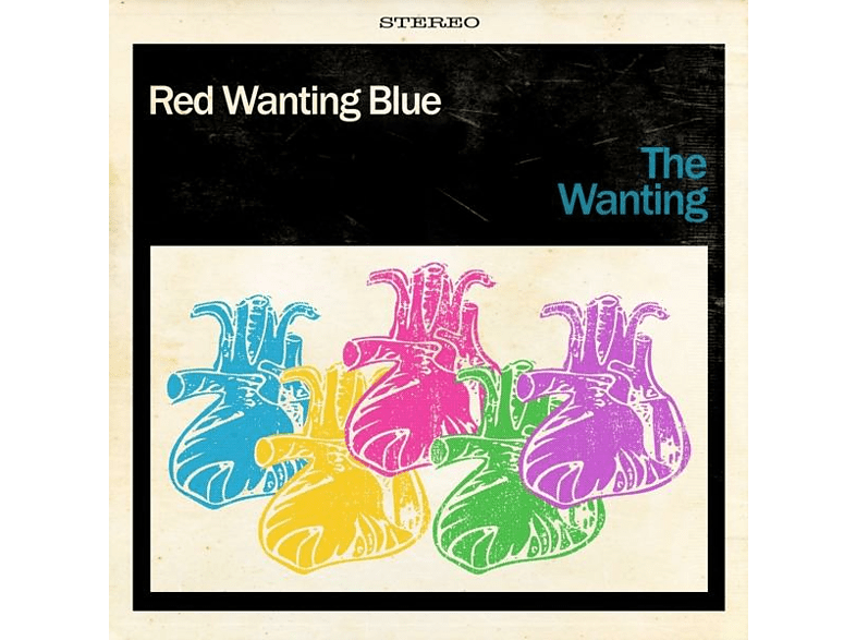 Red Wanting Blue - The Wanting (Ltd.180 Gr.Vinyl) [Vinyl]
