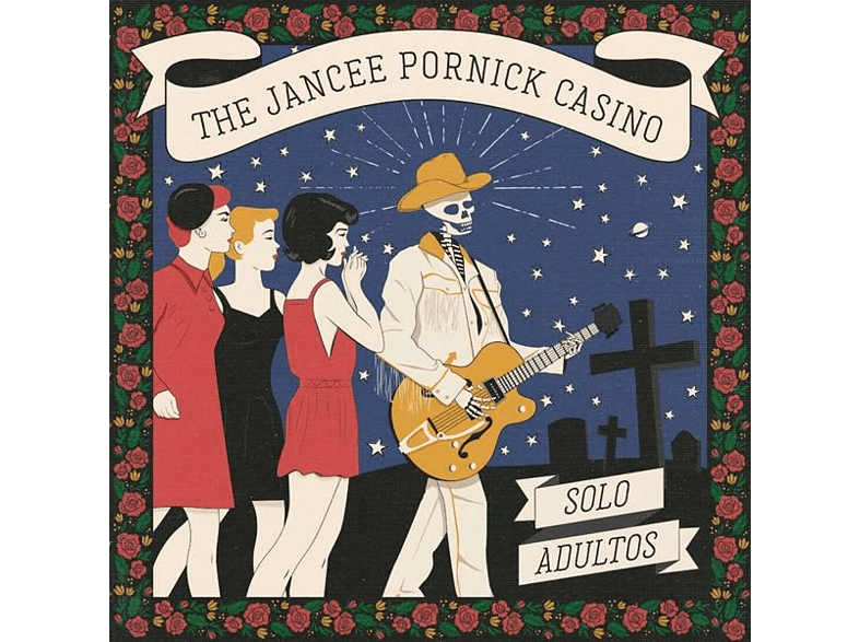 The Jancee Pornick Casino - Solo Adultos [CD]