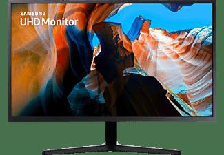 SAMSUNG U32J590UQU 32 Zoll UHD 4K Monitor (4 ms Reaktionszeit, 60 Hz)