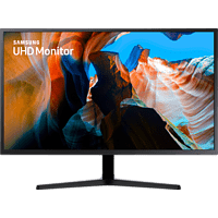 SAMSUNG U32J590UQU 32 Zoll UHD 4K Monitor (4 ms Reaktionszeit, FreeSync, 60 Hz)