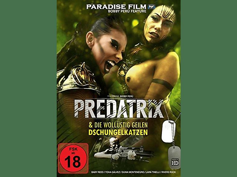 Predatrix - Die wollüstig geilen Dschungelkatzen [DVD]