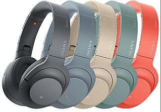 Auriculares inalámbricos Sony WHH900N, Bluetooth, Sense